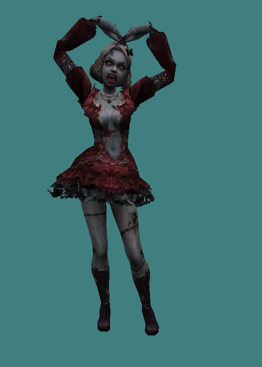 &ZP& Модель «Zombie - Зомби» для CS 1.6