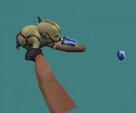 [CS 1.6] Extra Item - Heavy Zombie Gun (Автомат)