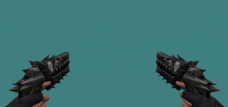 [CS 1.6] - Модель Dual Infinity Crow