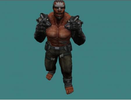 [CS 1.6] Zombie Class - Baltazar (Бальтазар)