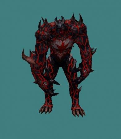 [CS 1.6] Zombie Class - Revenant RAGNAROK (Ревенант рагнарок)