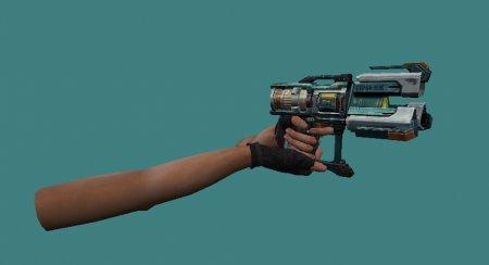 [CS 1.6] Extra Item - Cyclone (Пистолет)