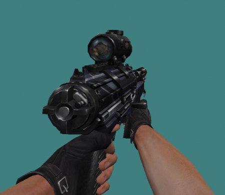 [CS 1.6] Extra Item - M950 Attack (Пистоелет)
