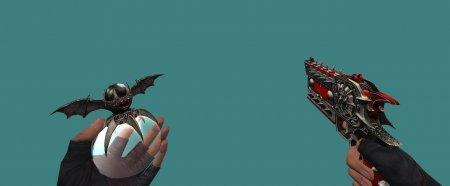 [CS 1.6] Extra Item - Deagle Crimson Hunter (Пистолет)