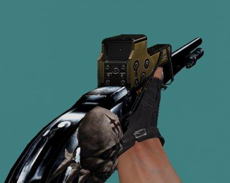 [CS 1.6] Extra Item - M1887 Skull (Дробовик)