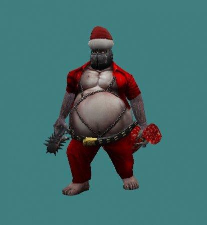 [CS 1.6] Модель - Christmas Nemesis (Santa)