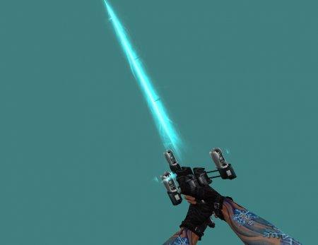 [CS 1.6] Модель - Laser XMAS