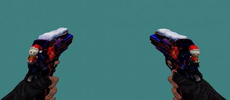 [CS 1.6] Модель - Vulcanus-1 XMAS
