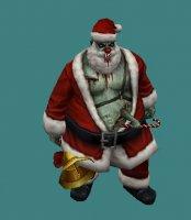 [CS 1.6] Модель - Christmas Heavy Santa