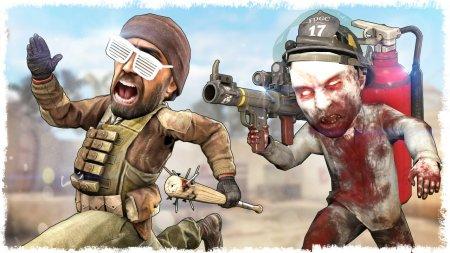 "[CS:GO] Сборка для вашего сервера ""Zombie Mod"""