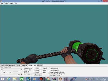 [CS 1.6] Модель - Crow Hammer