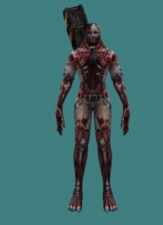 [CS 1.6] Zombie Class - Aim Jumper