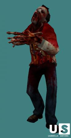 [CS 1.6] Zombie Class - BunnyHop
