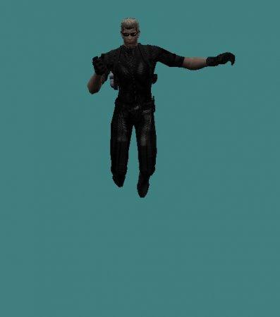 [CS 1.6] Zombie Class - Wesker