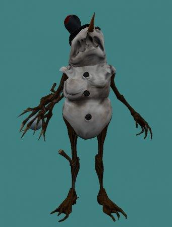 [CS 1.6] Zombie Class - JackFrost