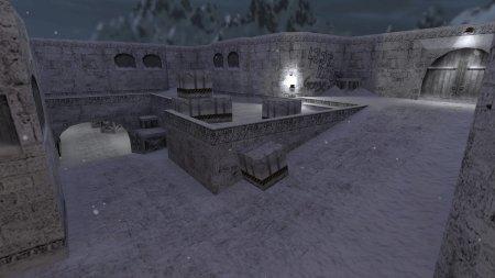 [CS 1.6] Maps - de_dust2_winter16