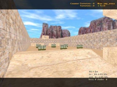 [CS 1.6] Maps - awp_arena